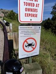 No drones, denied!
